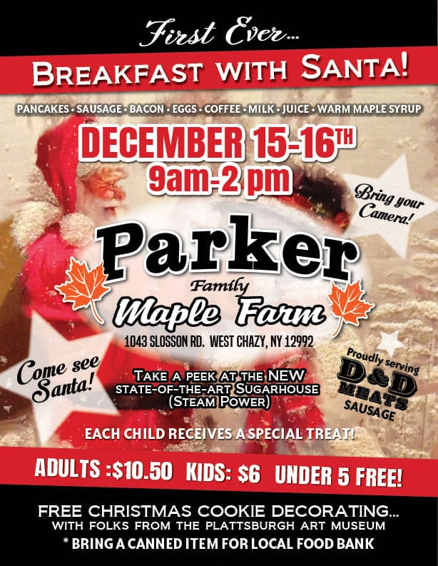 Local Food Bank For Christmas Breakfast